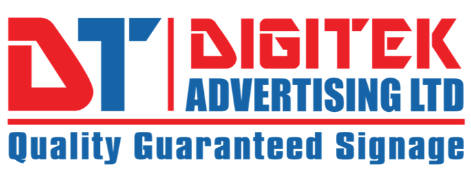 Digitek Advertising - Uganda's Leading Signage Company